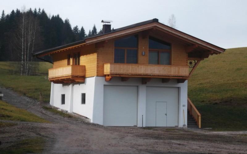 wochenendhaus-mieten-fieberbrunn_Hausansicht