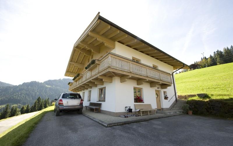 Wohnung mieten Söll im Berglandhaus - Für Skifans! - Direkt im Skigebiet Wilder Kaiser