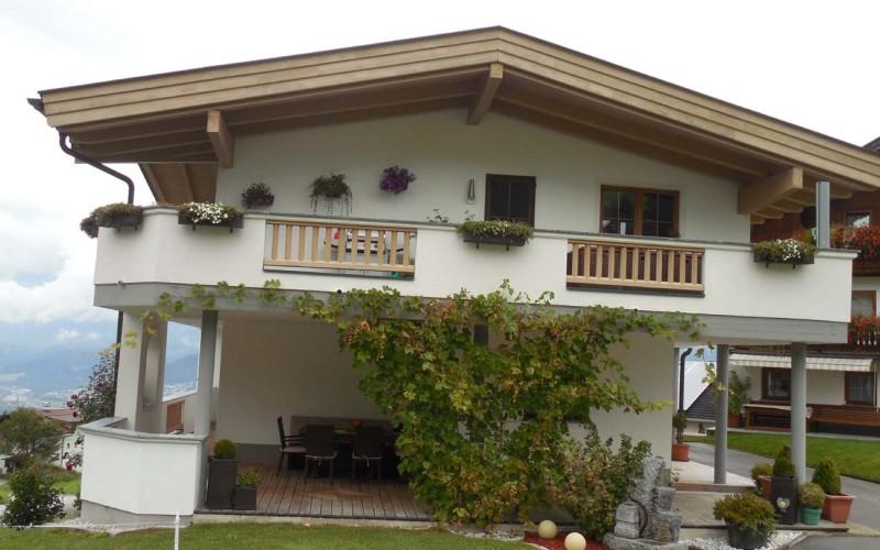 Halbes Haus (EG) in herrlicher ruhiger sonniger Lage mit traumhaften Bergblick – Weerberg/Schwaz