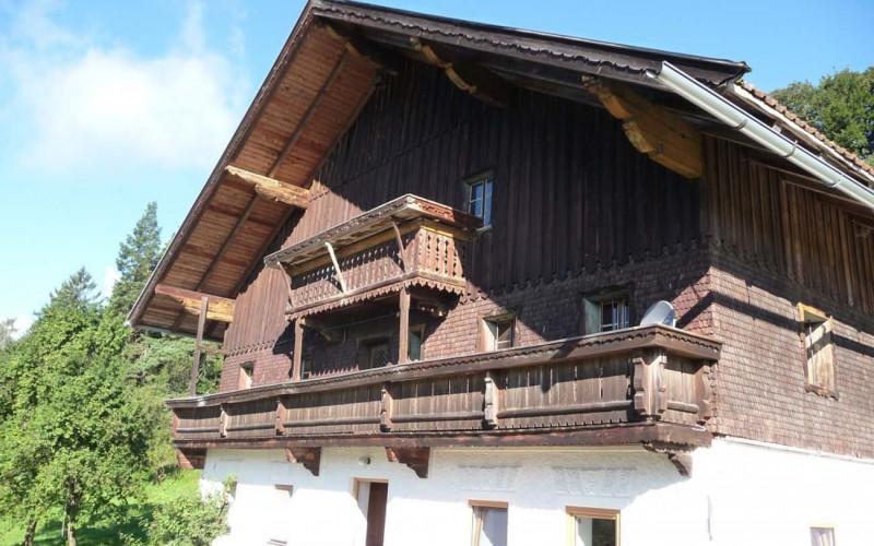 Bauernhaus in traumhafter Alleinlage - Nähe Kufstein