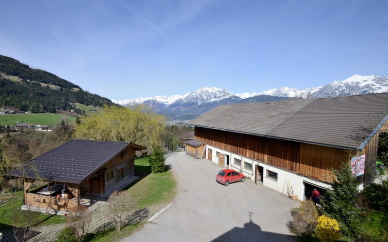 Schicke Wohnung im Bauernhaus in traumhafter ruhiger Lage  - Nähe Schwaz